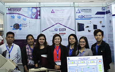 Linkwise Technology joined the 40th PAWD National Convention and Exhibition