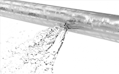 What is a water leak detection system?